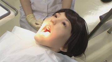 Ivan Reyes Blog Revisiting The Uncanny Valley Scary Dental Training Robot